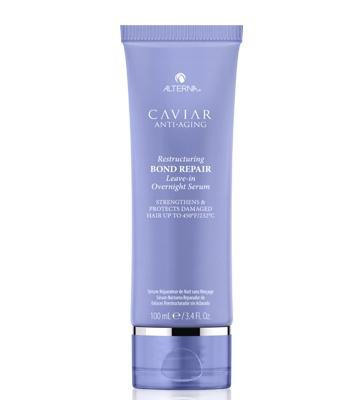 Alterna Caviar Bond Repair Leave-in Overnight Serum