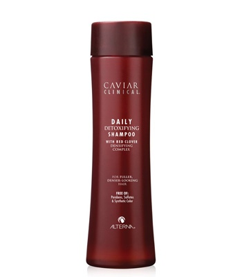 Caviar Clinical Daily Detoxifying Shampoo