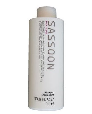 Sassoon Rich Clean Shampoo