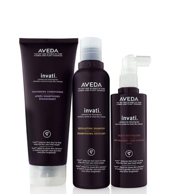 Aveda Invati Package Deal