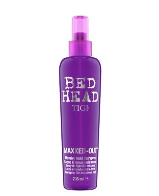 Bed Head Maxxed Out Hold Hairspray