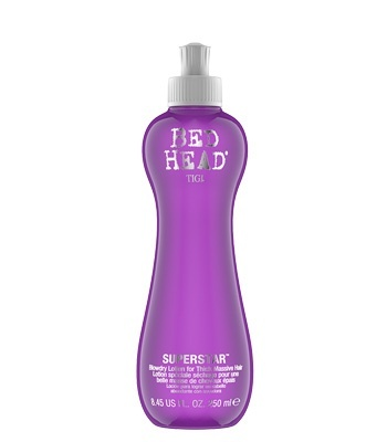 Bed Head Superstar Blow Dry Lotion