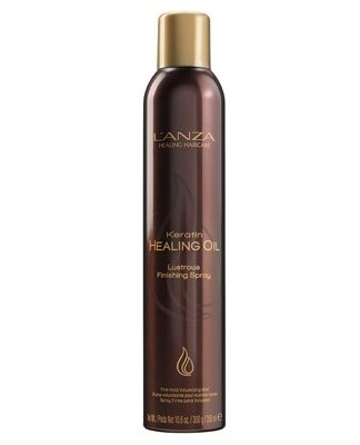 Lanza Healing Keratin Oil Finishing Hair Spray