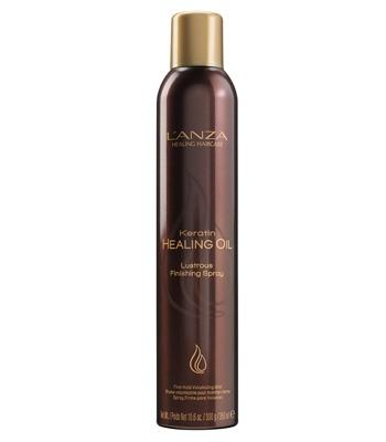 Lanza Healing Keratin Oil Finishing Hair Spray