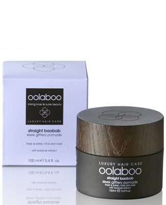 Oolaboo Straight Glittery Pomade