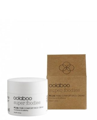 Oolaboo Super Foodies Pure Comfort Face Cream