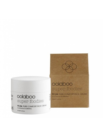Oolaboo Super Foodies Pure Comfort Face Cream