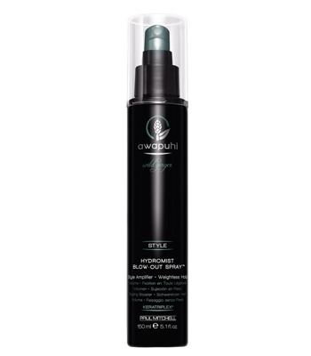 Paul Mitchell Awapuhi Hydromist Blow Out Spray