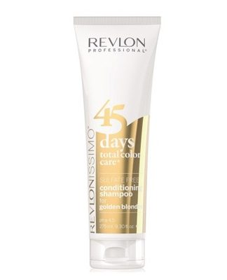 Revlon Revlonissimo 45 Days Golden Blondes 2in1 Shampoo & Conditioner