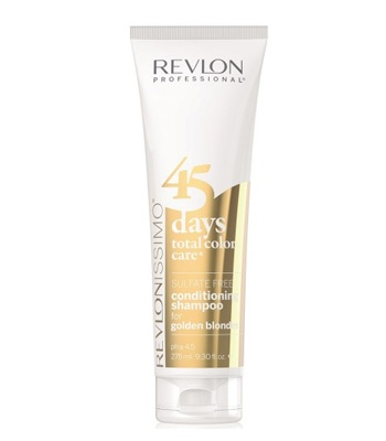 Revlon Revlonissimo 45 Days Golden Blondes 2in1 Shampoo & Conditioner