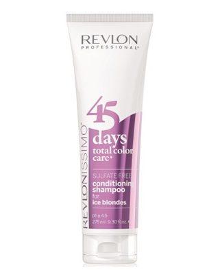 Revlon Revlonissimo 45 Days Ice Blondes 2in1 Shampoo & Conditioner