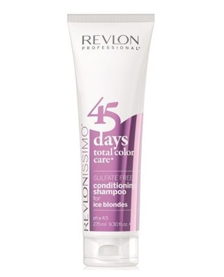 Revlon Revlonissimo 45 Days Ice Blondes 2in1 Shampoo & Conditioner