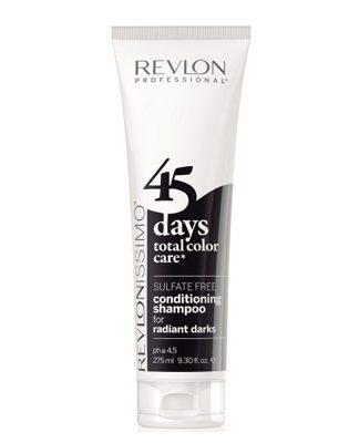 Revlon Revlonissimo 45 Days Radiant Darks 2in1 Shampoo & Conditioner