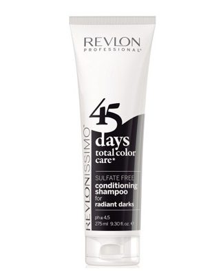 Revlon Revlonissimo 45 Days Radiant Darks 2in1 Shampoo & Conditioner