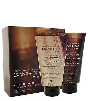 Alterna Bamboo Men Hair & body