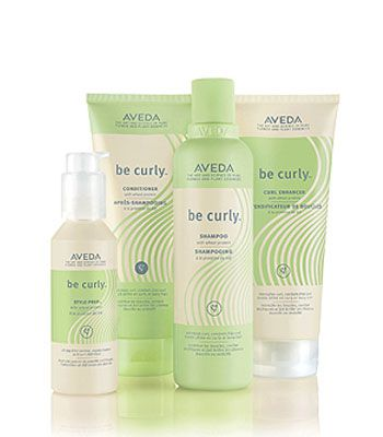 Be Curly Hair Care