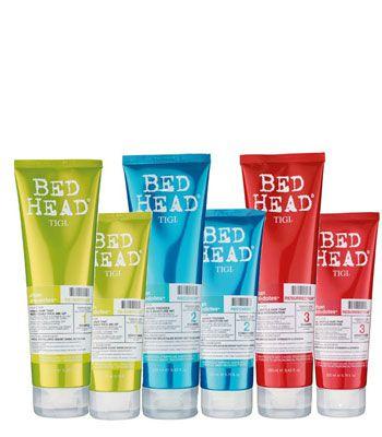 Tigi Bed Head Shampoo en Conditioner
