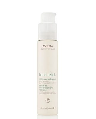 Aveda Hand Relief Night Renewal Serum