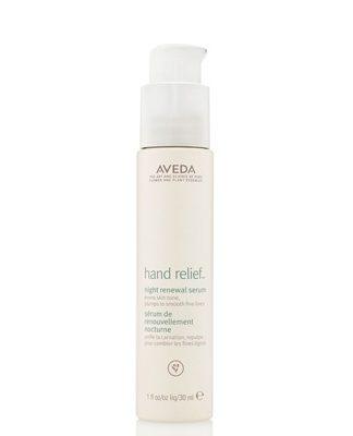 Aveda Hand Relief Night Renewal Serum