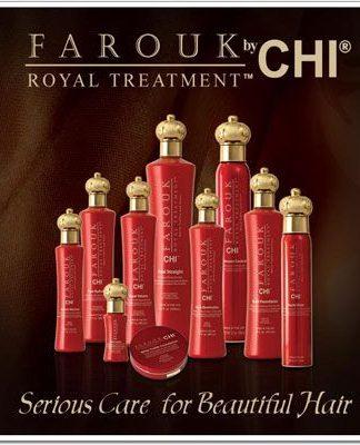 Farouk Royal Treatment