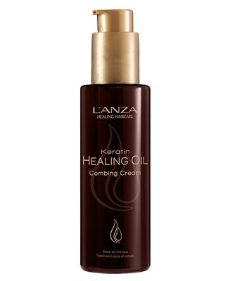 L'anza Keratin Healing Oil Combing Cream
