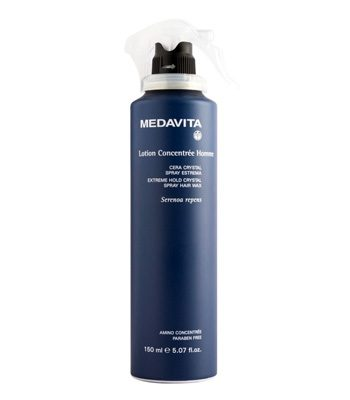 Medavita Extreme Hold Crystal Spray Wax
