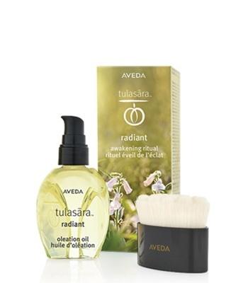 aveda tulasara morning awakening ritual kit