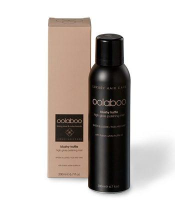 oolaboo blushy truffle high gloss polishing mist