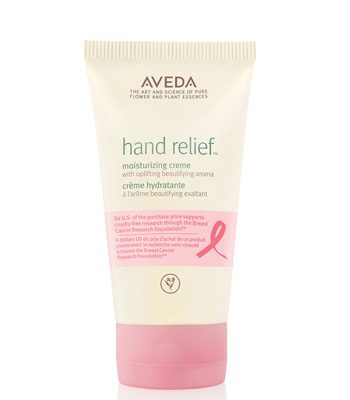 aveda hand relief limited edition with uplifting beautifying aroma