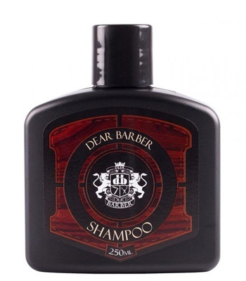 dear barber shampoo