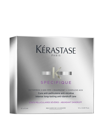 kerastase specifique cure anti pelliculaire