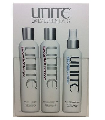 unite smoothing gift set