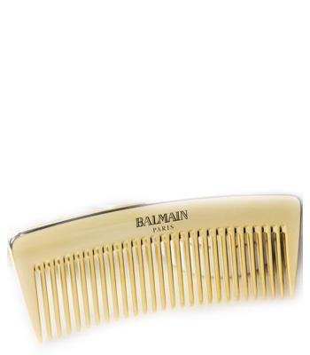 balmain comb pocket gold