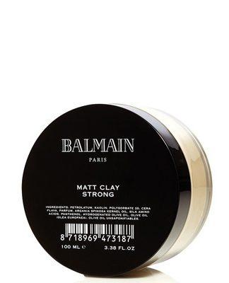 balmain matt clay strong