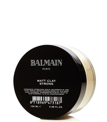 balmain matt clay strong