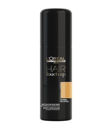 loreal hair touch up warm blonde