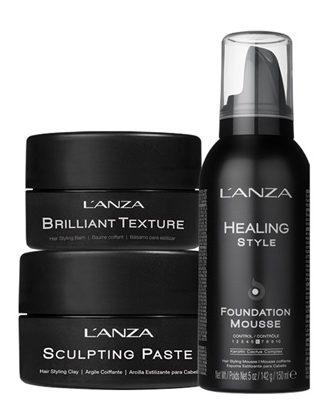Lanza Healing Style Style Kit