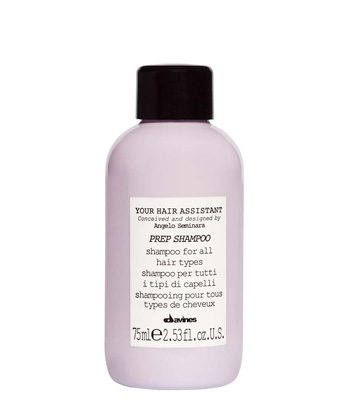 Davines Your Hair Assistant Prep Shampoo