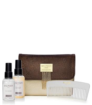 Balmain Cosmetic Bag Spring Summer 2017 Limited Edition
