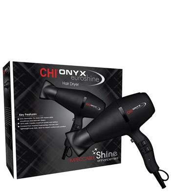 CHI Onyx Euro Shine Hair Dryer