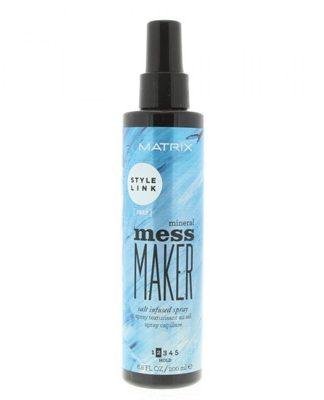 Matrix Style Link Mess Maker Salt Infused Spray