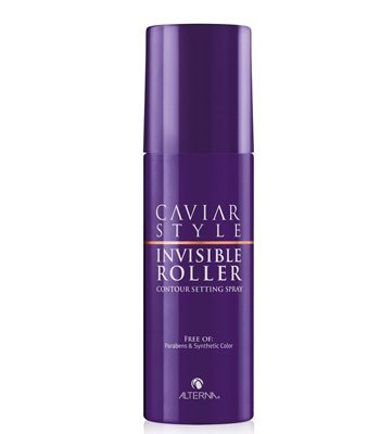 Alterna Caviar Style Invisible Roller Contour Setting Spray