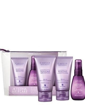 Alterna Caviar Volume Trio