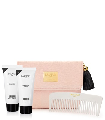 Balmain Cosmetic Bag Fall Winter Limited Edition