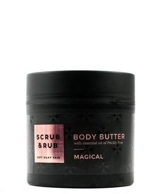 Scrub & Rub Magical Body Butter