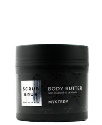 Scrub & Rub Mystery Body Butter