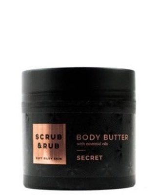 Scrub & Rub Secret Body Butter