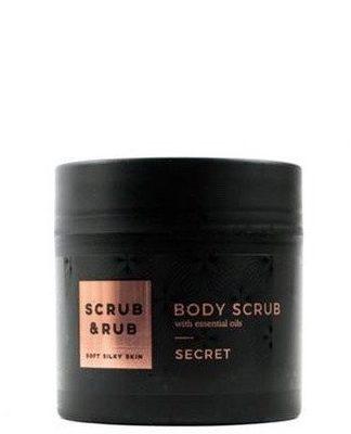 Scrub & Rub Secret Body Scrub