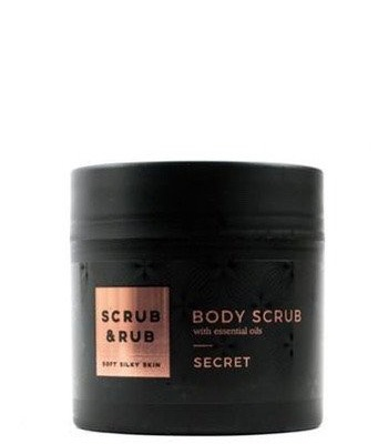 Scrub & Rub Secret Body Scrub