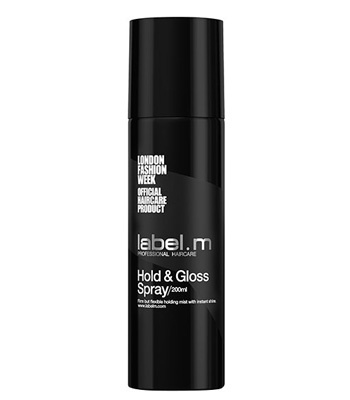 Label.M Hold and Gloss Spray